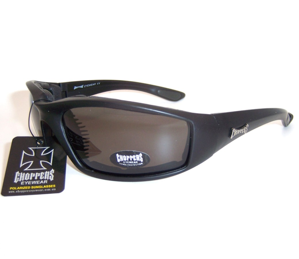 Choppers Goggles Polarized Sunglasses CHOP132PP
