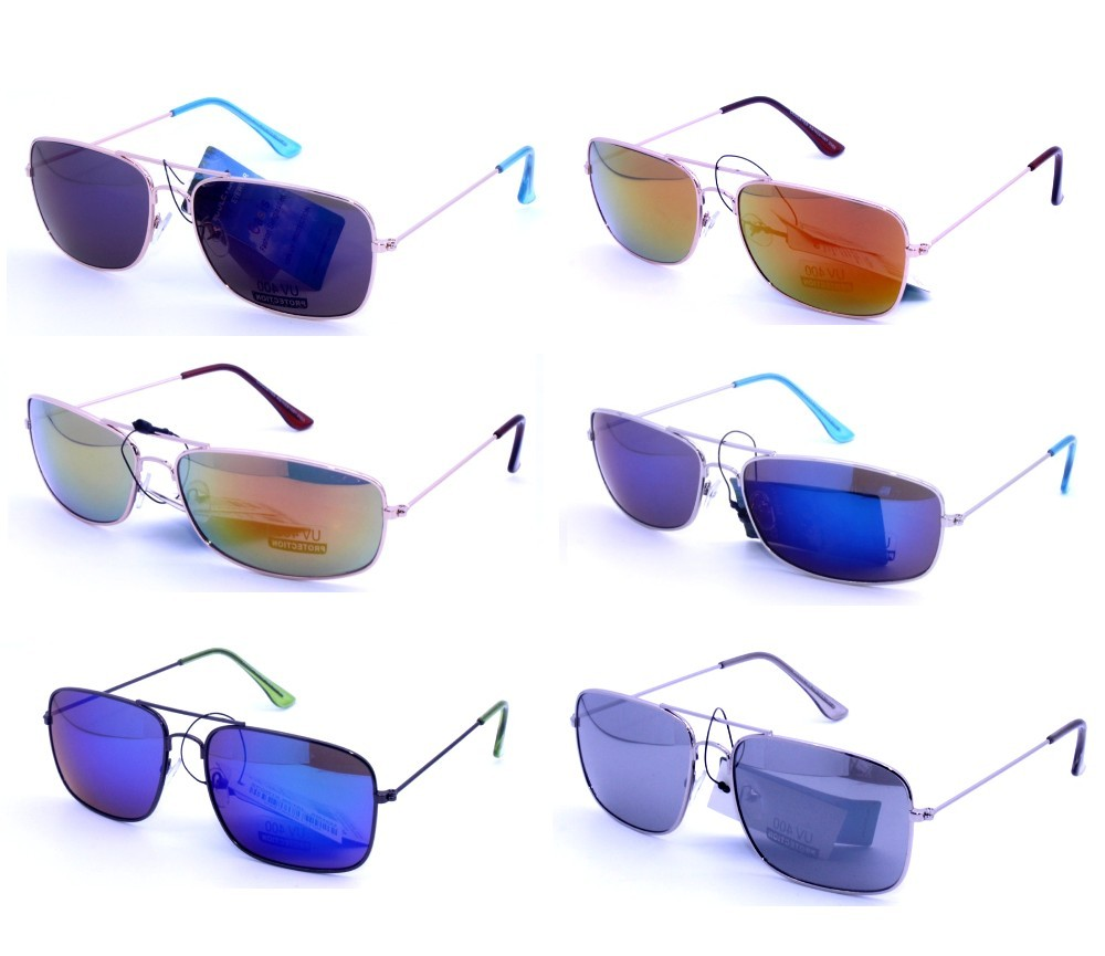Sports Metal Sunglasses Sample Pack